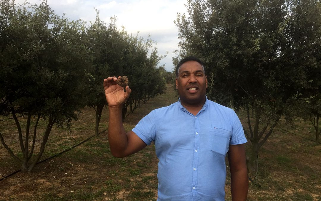 Meet the MD: Martin Waddell, Truffle Farms Europe